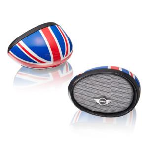 MINI Twin Speaker Union Jack