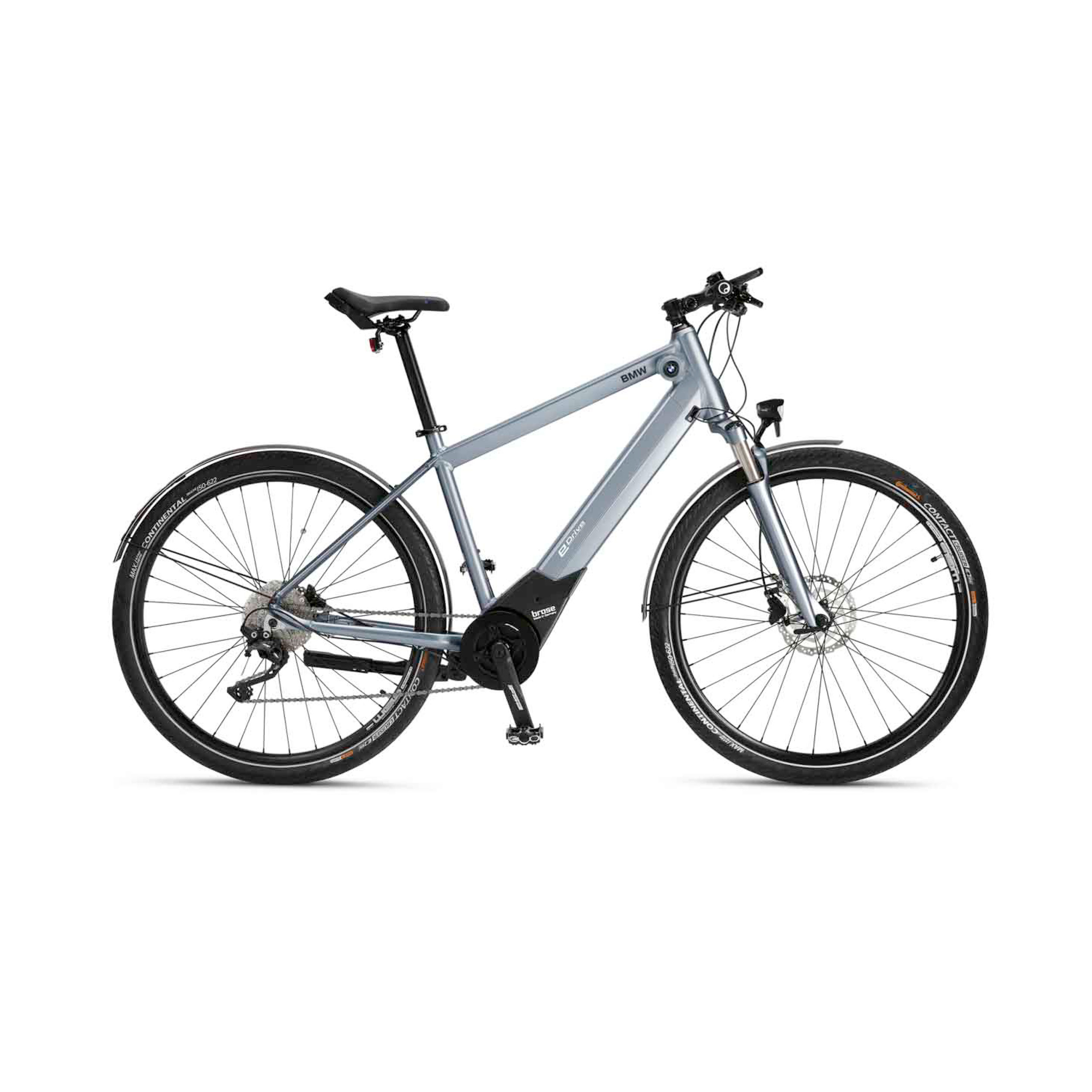 Bmw Active Hybrid E Bike Bluewater Metallic