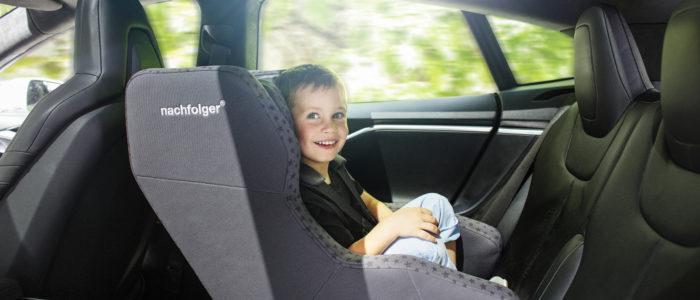 Hy5.1 Nachfolger Reboarder Kindersitz
